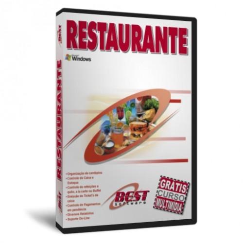 ABEST SOFTWAREtem a honra de apresentar oSistema de Restaurante, o Software que re.....